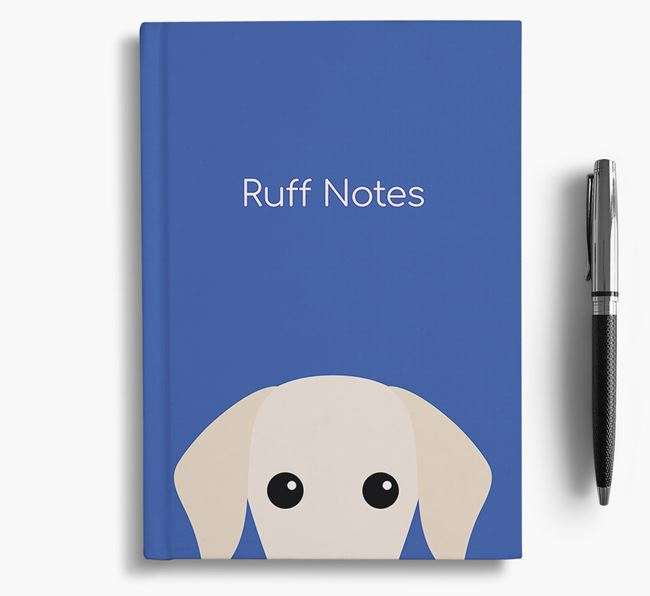 'Ruff Notes' Azawakh Notebook