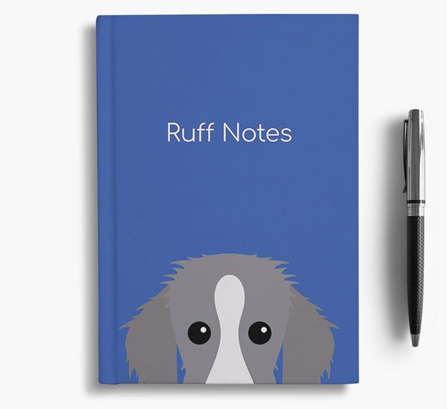 'Ruff Notes' Whippeton Notebook