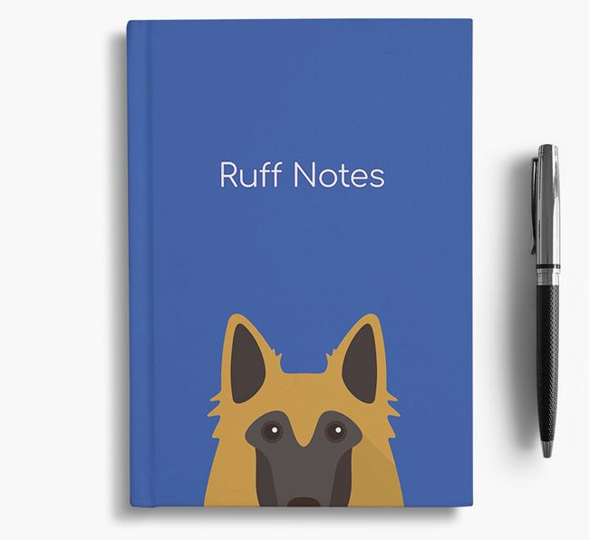 'Ruff Notes' Tervuren Notebook