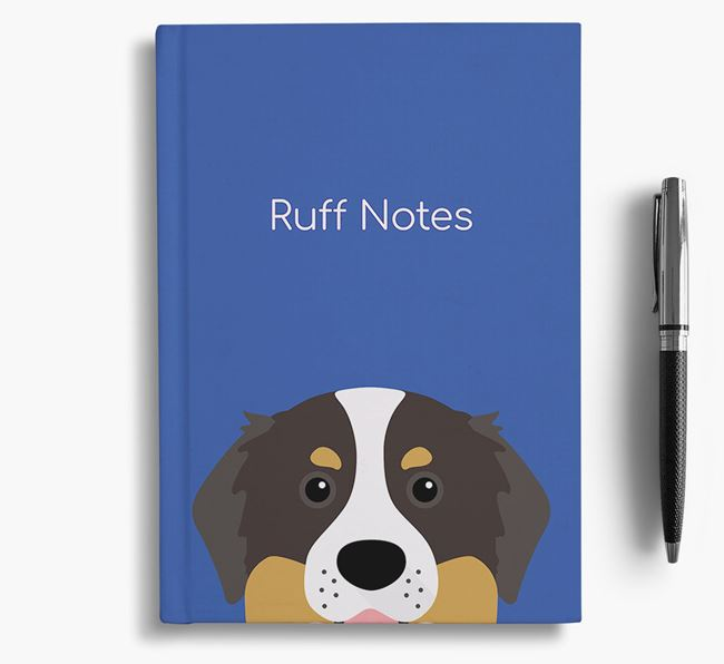 'Ruff Notes' Bernese Notebook