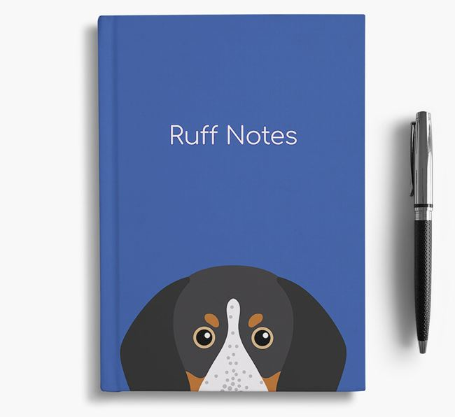 'Ruff Notes' Coonhound Notebook
