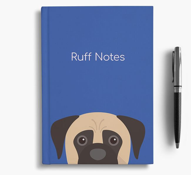 'Ruff Notes' Boerboel Notebook