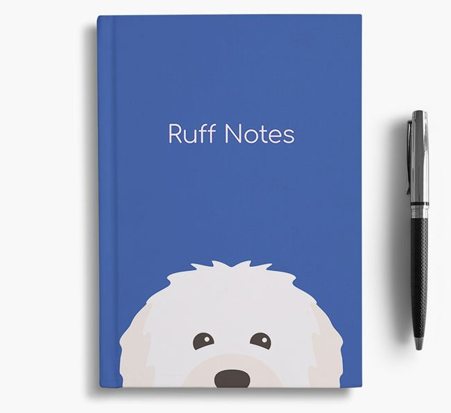 'Ruff Notes' Bolognese Notebook