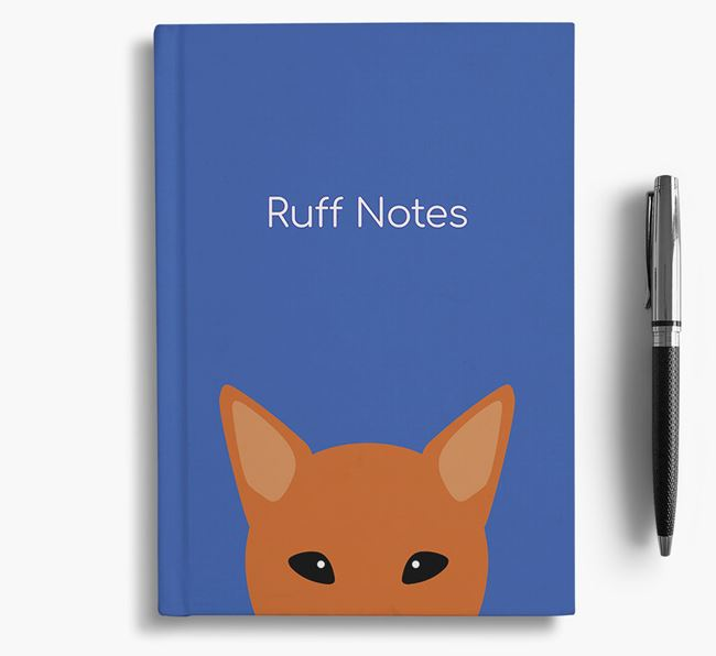 'Ruff Notes' Canaan  Notebook