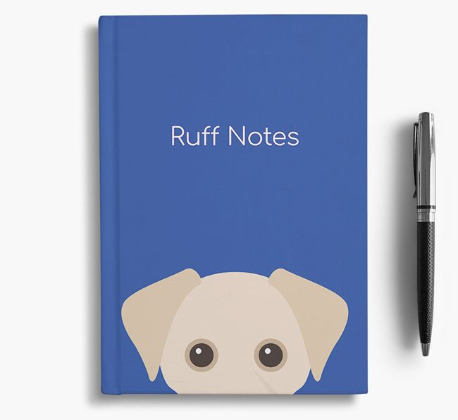 'Ruff Notes' Cheagle Notebook