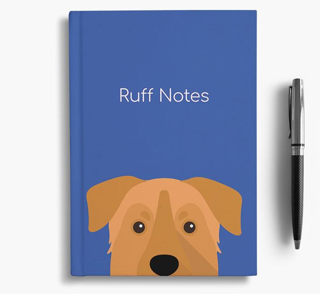 'Ruff Notes' Chinook Notebook