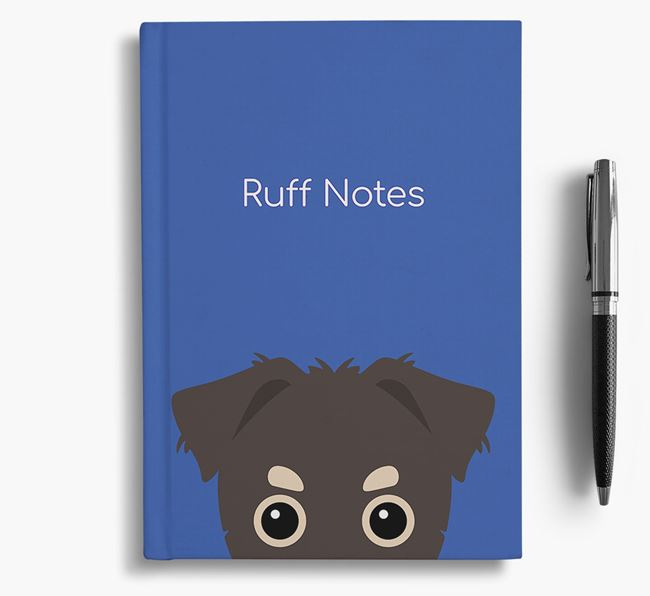 'Ruff Notes' Chipoo Notebook
