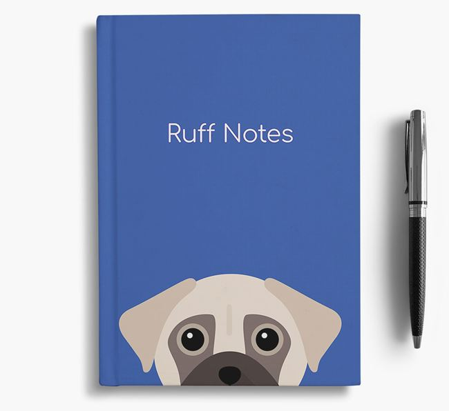 'Ruff Notes' Chug Notebook