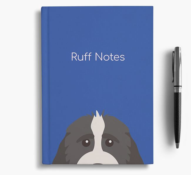 'Ruff Notes' Cockapoo Notebook