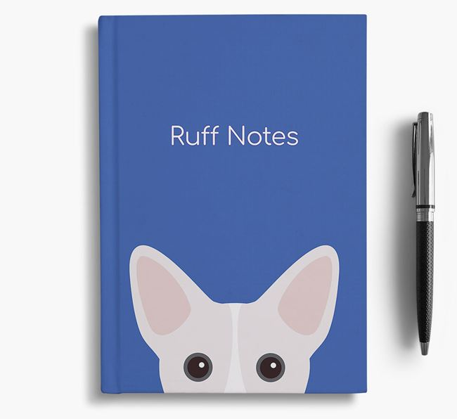 'Ruff Notes' Cojack Notebook