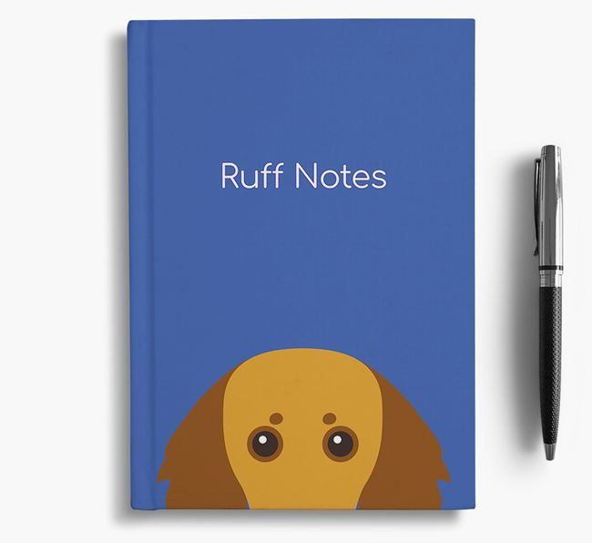 'Ruff Notes' Doodle Notebook