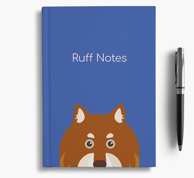 'Ruff Notes' Lappie Notebook
