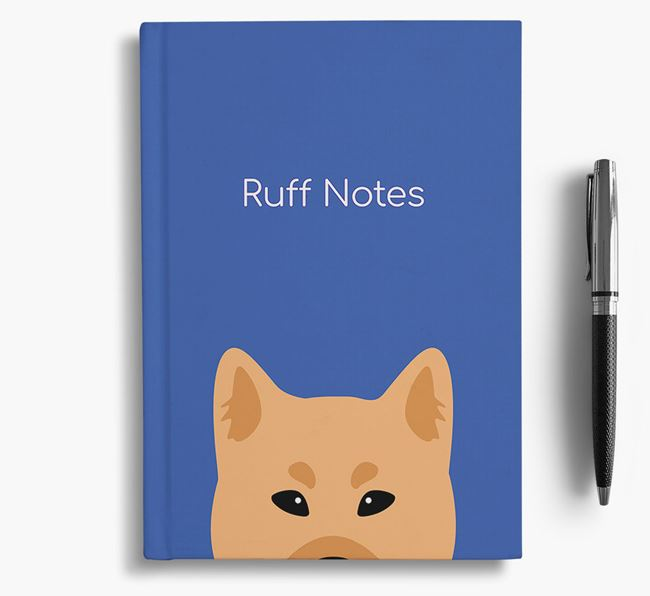 'Ruff Notes' Finkie Notebook