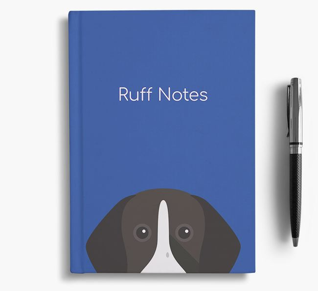 'Ruff Notes' Pointer Notebook