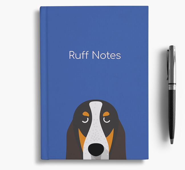 'Ruff Notes' Notebook