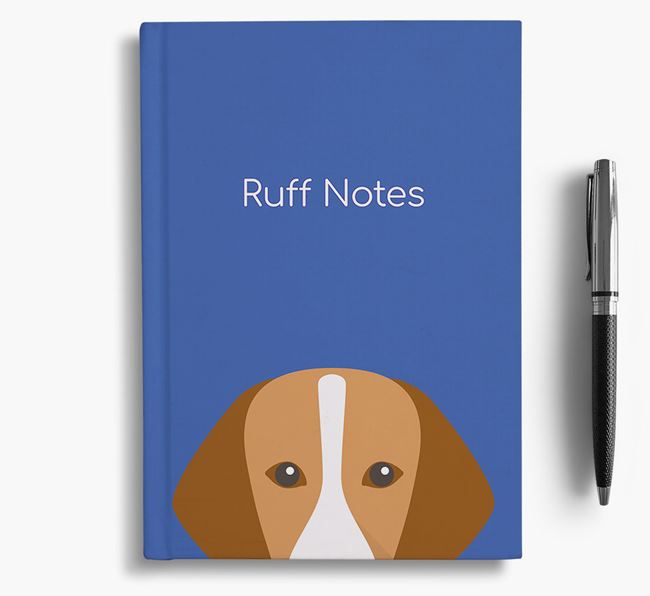 'Ruff Notes' Hamilton Notebook