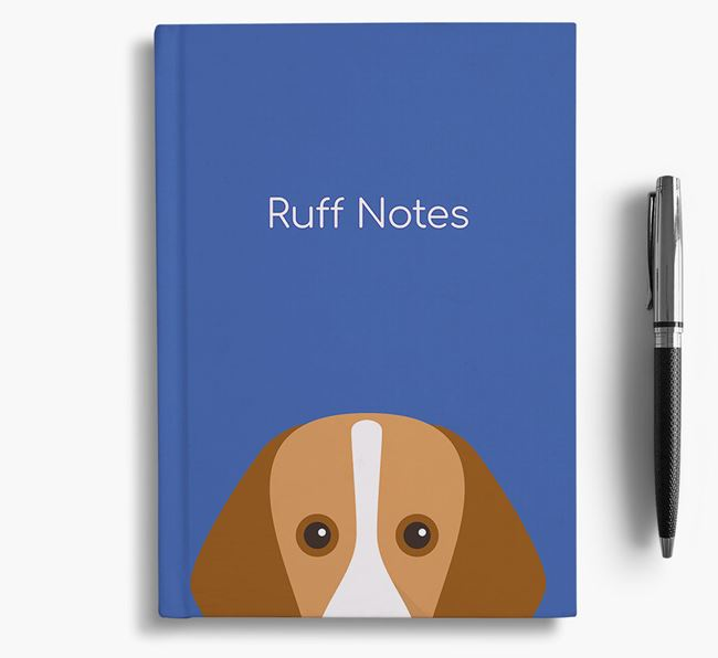'Ruff Notes' Harrier Notebook