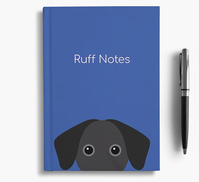 'Ruff Notes' Jack-A-Bee Notebook