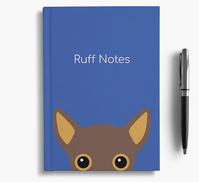 'Ruff Notes' Jack Chi Notebook