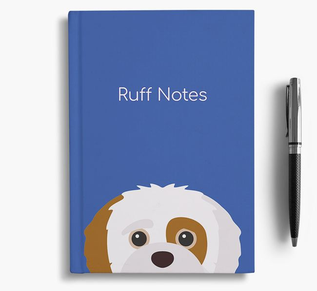 'Ruff Notes' Jack-a-Poo Notebook
