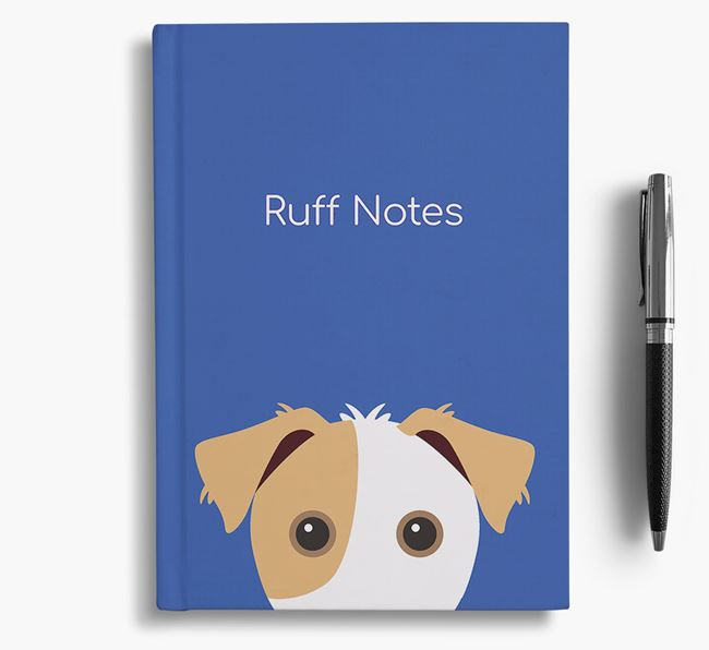 'Ruff Notes' Jack Russell Notebook