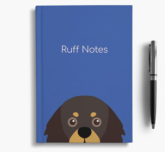'Ruff Notes' King Charles Notebook