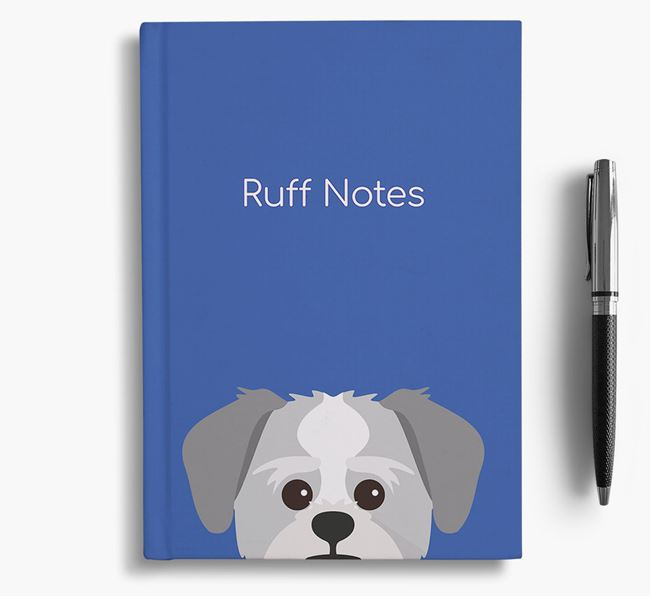 'Ruff Notes' Lachon Notebook