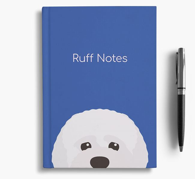'Ruff Notes' Lagotto Notebook