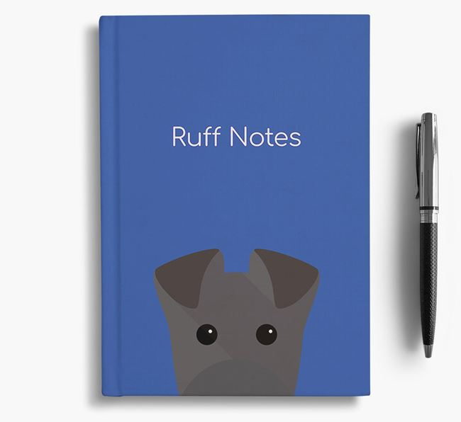 'Ruff Notes' Lakie Notebook