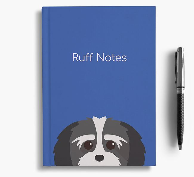 'Ruff Notes' Lhatese Notebook