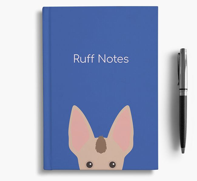 'Ruff Notes' Xolo Notebook