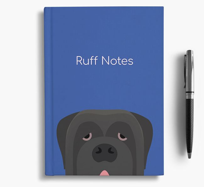 'Ruff Notes' Neo Notebook
