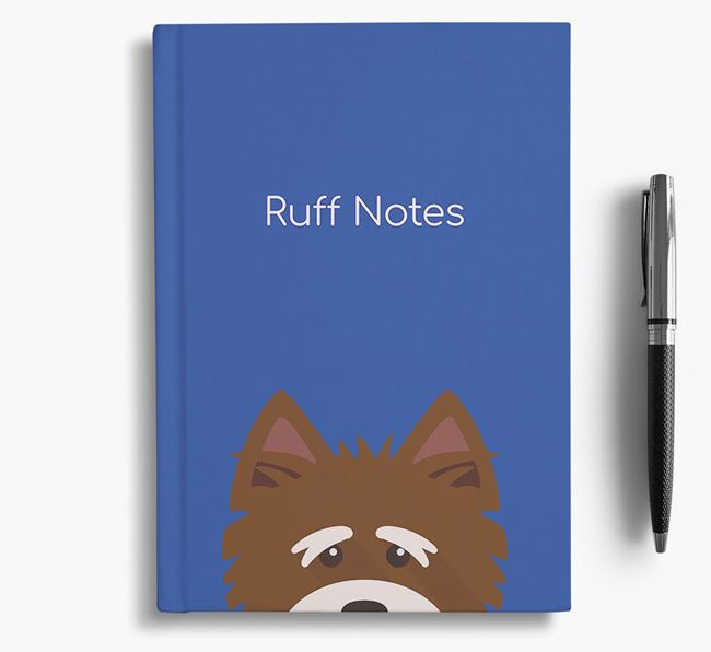 'Ruff Notes' Terrier Notebook