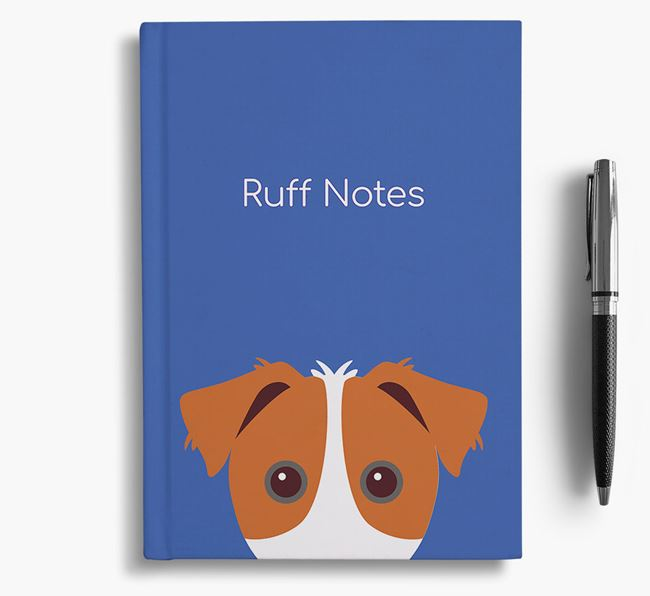 'Ruff Notes' Parson Russell Notebook