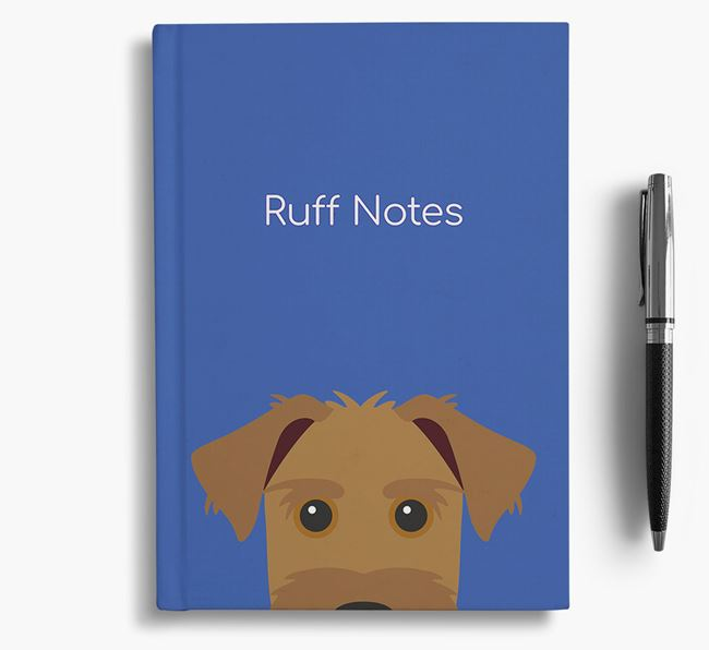 'Ruff Notes' Patterdale Notebook