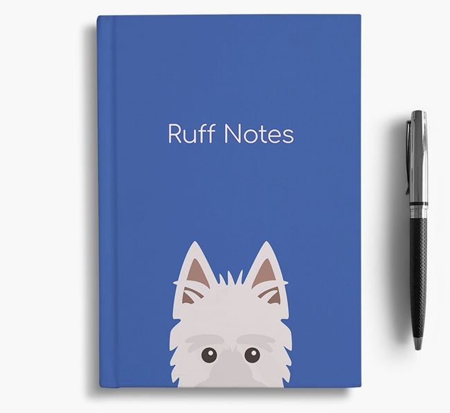 'Ruff Notes' Picard Notebook