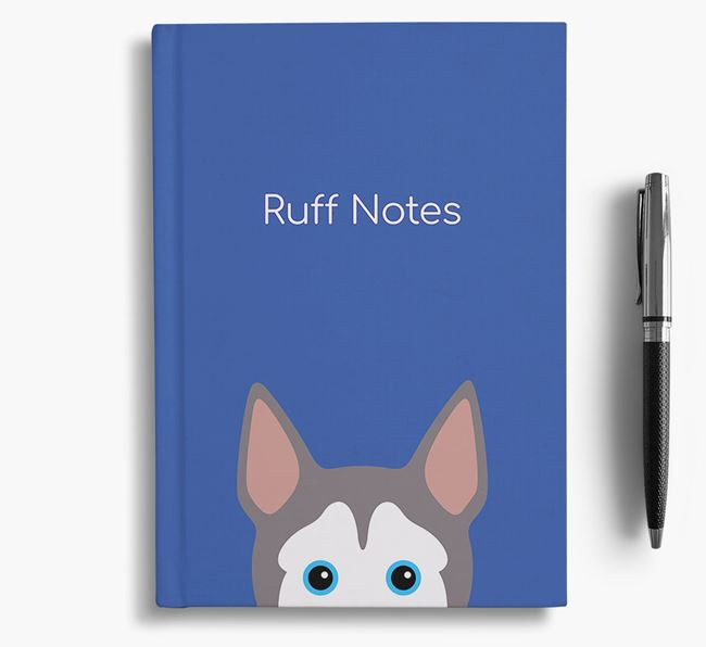 'Ruff Notes' Pitsky Notebook