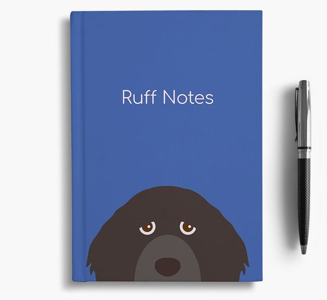 'Ruff Notes' Portie Notebook