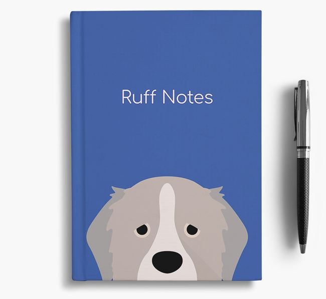 'Ruff Notes' Pyrenean Notebook