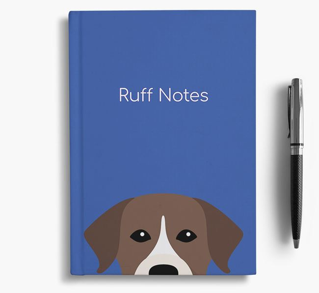 'Ruff Notes' Rescue Dog Notebook