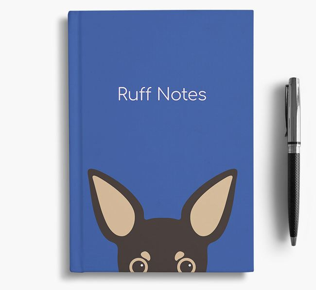 'Ruff Notes' Russian Toy Notebook