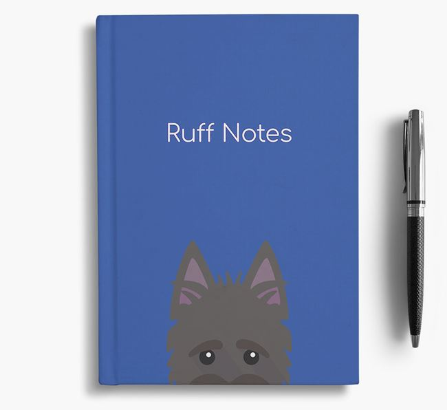 'Ruff Notes' Scottie Notebook