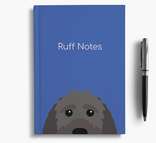 'Ruff Notes' Sproodle Notebook