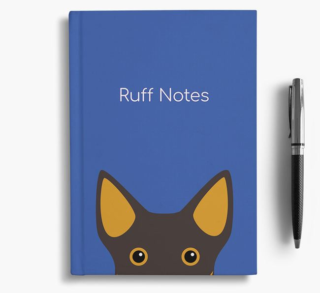 'Ruff Notes' Vallhund Notebook