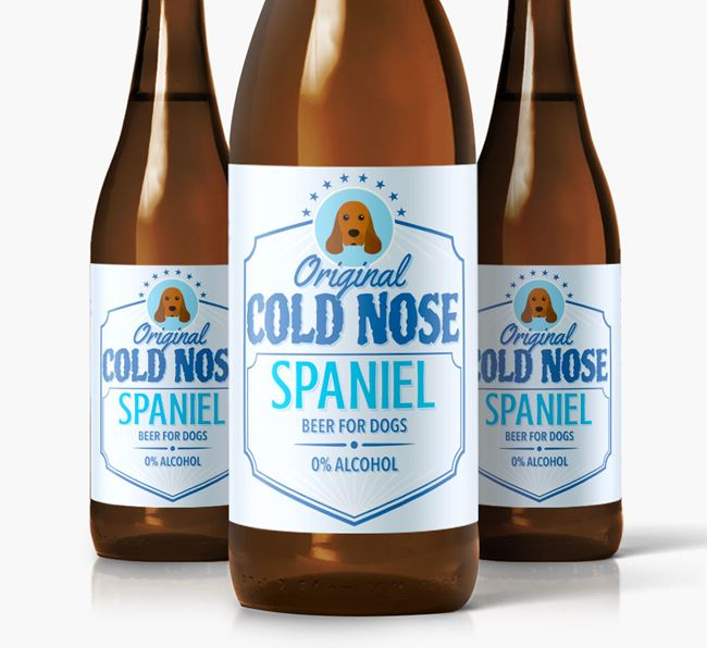 Cold Nose Dog Beer