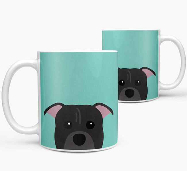 Pit Bull Terrier Icon Mug