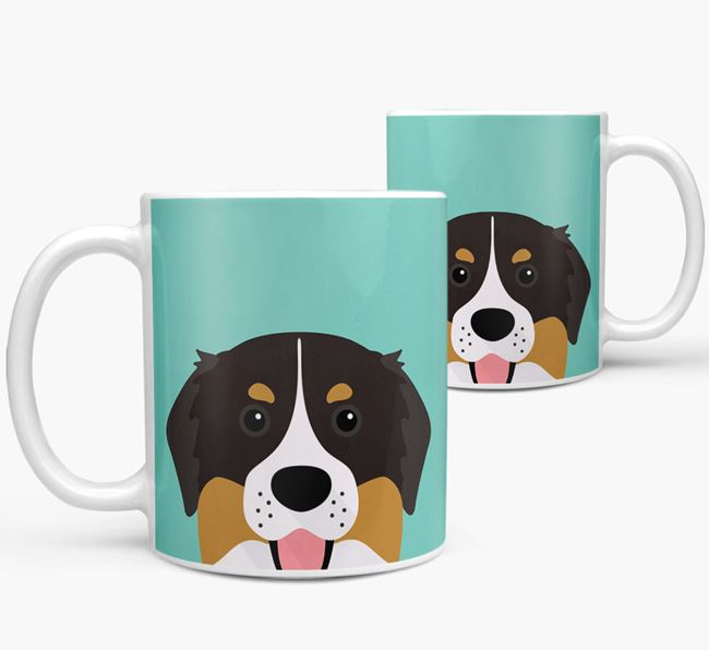 Bernese Icon Mug