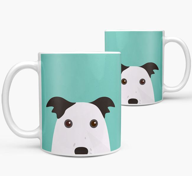 Border Collie Icon Mug