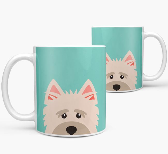 Cairn Terrier Icon Mug