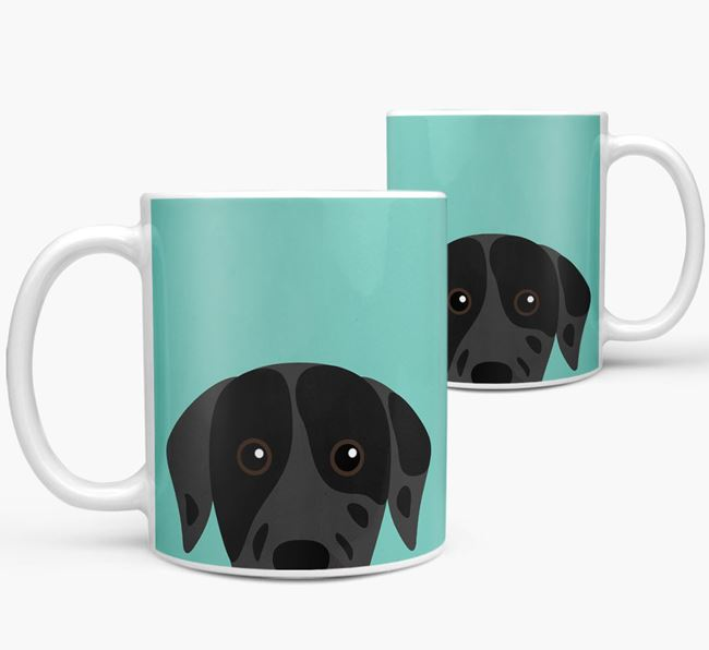 Catahoula Icon Mug